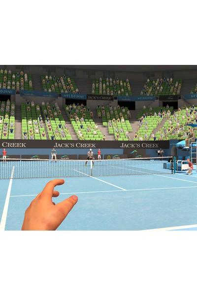 VR테니스 행사 / 전용 테니스 컨트롤러를 통한 실감체험 / VR TENNIS - VR체험행사(VR기기 렌탈대여임대)